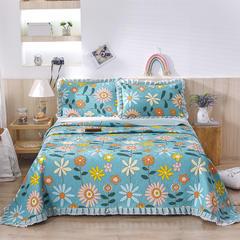2020新款- 小清新全棉床盖款 单床盖200cm*230cm 春意盎然