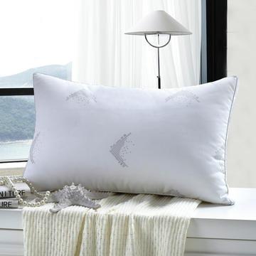 枕芯 磨毛舒适枕枕芯枕头保健枕
