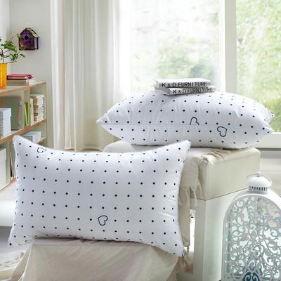 兰心舒适枕护颈保健枕芯安睡助眠枕头
