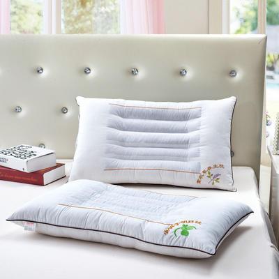 決明子薰衣草保健枕護枕枕芯安睡助眠枕頭 決明子保健枕