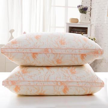 立体珠光浆舒适枕护颈保健枕芯安睡助眠枕头