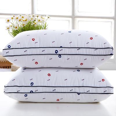立體紅塵有愛舒適枕護頸保健枕芯安睡助眠枕頭