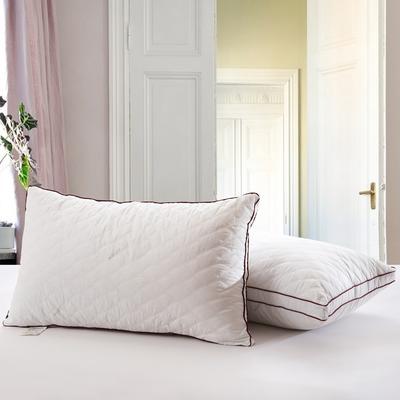 枕芯抗菌防螨羽丝枕枕芯枕头