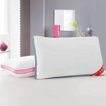 热熔水洗枕-蓝枕芯枕头安睡枕舒适枕保健枕