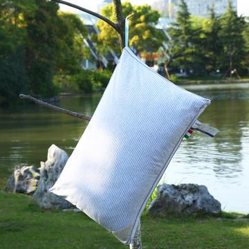全棉 彩棉羽丝枕护颈枕保健枕芯安睡枕助眠枕头