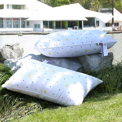 小黄鸭舒适枕护颈保健枕芯安睡助眠枕头枕芯 单边
