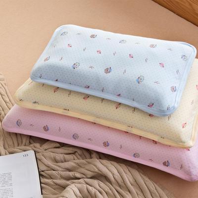 艾迪枕芯30*5040*6025*40 針織兒童枕護頸保健枕芯安睡助眠枕頭 32*50