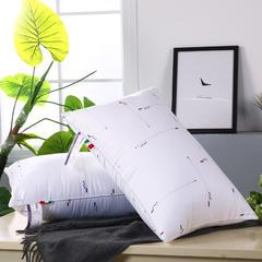 全棉印花甜梦枕舒适枕安睡枕保健枕枕头枕芯