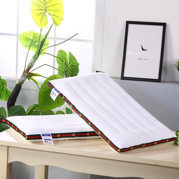 全棉小蜜蜂织带定型枕安睡枕舒适枕枕芯枕头保健枕