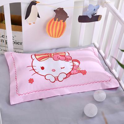 2019新款全棉大版花3250舒適枕舒適枕安睡枕枕頭枕芯 其它 kt貓