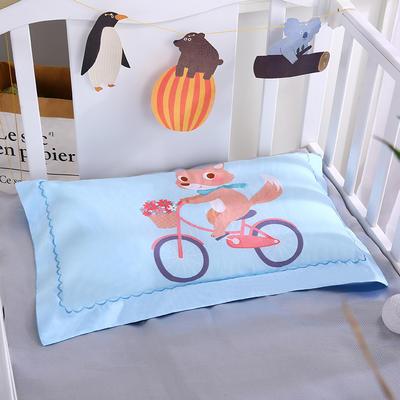 2019新款全棉大版花3250舒適枕舒適枕安睡枕枕頭枕芯 其它 小狐貍