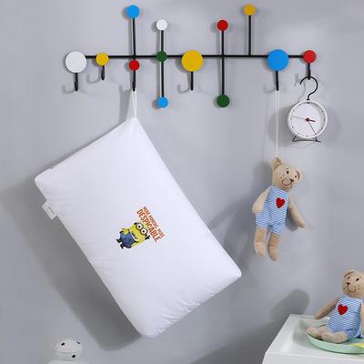 2019新款全棉兒童水洗枕小黃人舒適枕安睡枕枕頭枕芯 30*50 小黃人