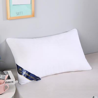 2019新款磨毛希爾頓親膚護頸枕舒適枕安睡枕枕頭枕芯 1