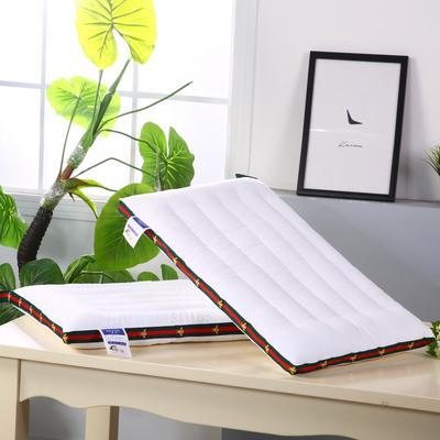 2020新款-小蜜蜂织带定型枕(48*74cm) 红色小蜜蜂织带定型枕/只