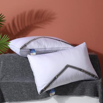 2020新款全棉羽丝三维立体枕头枕芯