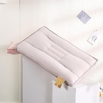 2021新款全棉立体艾草助眠定型枕保健枕枕头枕芯(48*74cm/只)