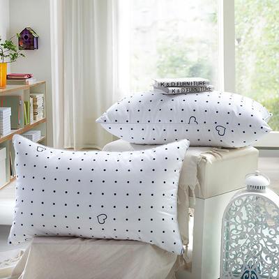 2021新款蓝心舒适枕枕芯枕头45*73cm 蓝心