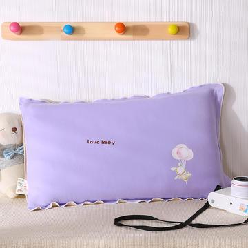 2021新款儿童彩棉舒适枕保健枕枕头枕芯32*50cm