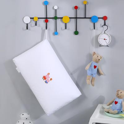 2021新款全棉儿童水洗枕小黄人枕芯30*50cm 小猪佩奇(气球)