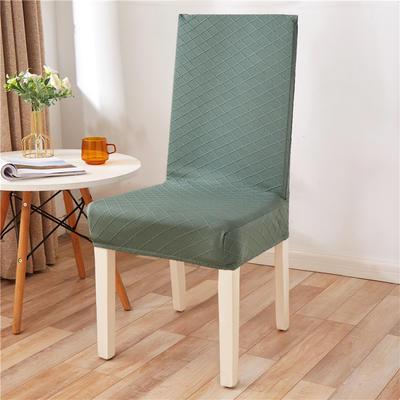 2020新款-全包椅套 椅套-草绿