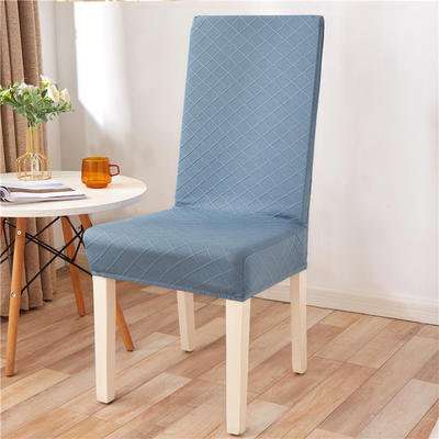 2020新款-全包椅套 椅套-湖蓝