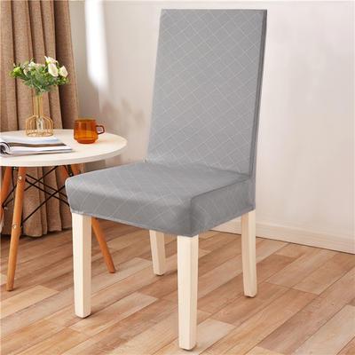 2020新款-全包椅套 椅套-银灰