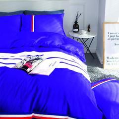 活性彩色条纹四件套 1.5m(5英尺)床 113