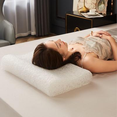2020新款空气纤维枕枕头枕芯-35*55 波浪枕头