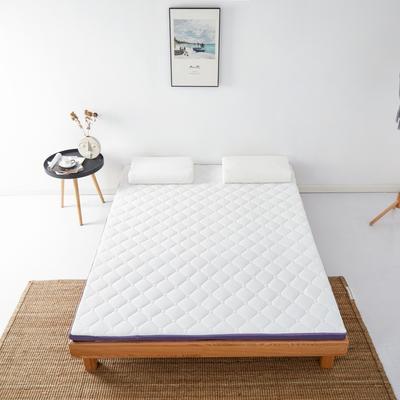 2021新款空气纤维床垫三折垫(成人床垫) 150*200cm 乳白色
