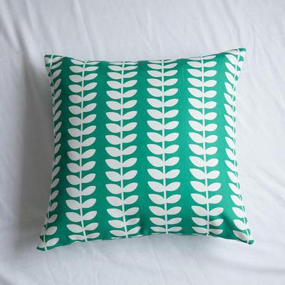 随性北欧靠垫-绿叶 45x45cm 绿叶