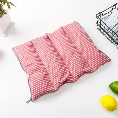 2019新款-JJ3033-趴睡枕30*45 粉色