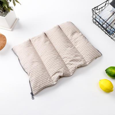2019新款-JJ3033-趴睡枕30*45 驼色