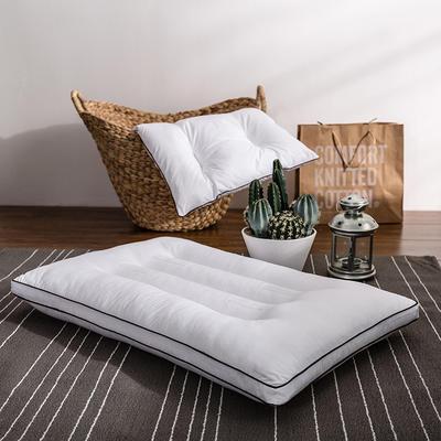 枕芯-纤丝二合一枕 纤丝二合一枕单只(48*74cm)