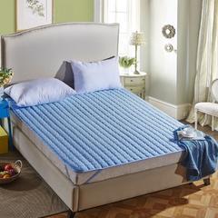 3D透气水洗床垫 0.9*2m 蓝色