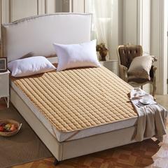 3D透气水洗床垫 0.9*2m 驼色