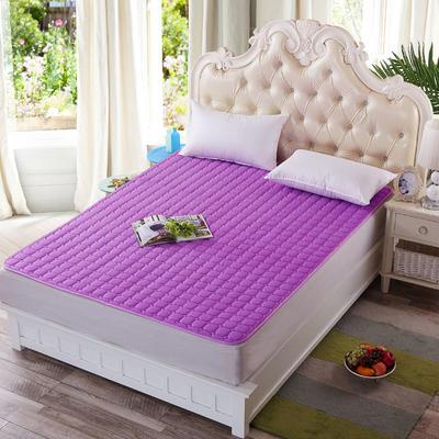床垫床褥系列  3D透气床垫 90x200cm 紫色