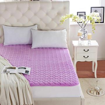 床垫床褥系列   法莱绒梅花床垫
