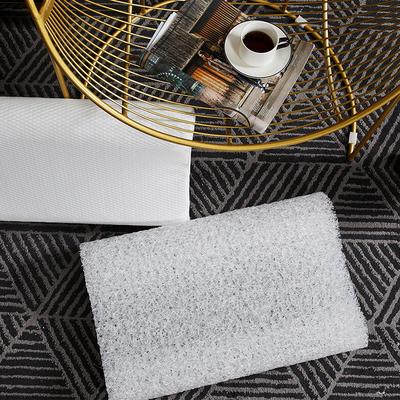20204D空气纤维枕头透气黑科技新型枕芯功能枕头 白色 30*50枕芯+内外套+包装