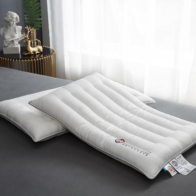 2020新款德国壳恩士抗菌枕枕头枕芯48*74cm/只 定型低枕