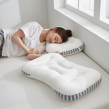 2021新款spa针织棉按摩枕枕头枕芯48*74cm/只