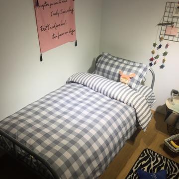 2018新款全棉学生宿舍单人三件套单品系列 被套