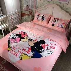 迪士尼法莱绒 1.2m(4英尺)床 2