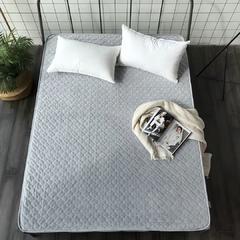 水晶绒保暖夹棉床笠 1.5m(5英尺)床 1
