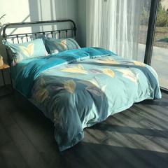 阳绒加水晶绒 1.5m(5英尺)床 2