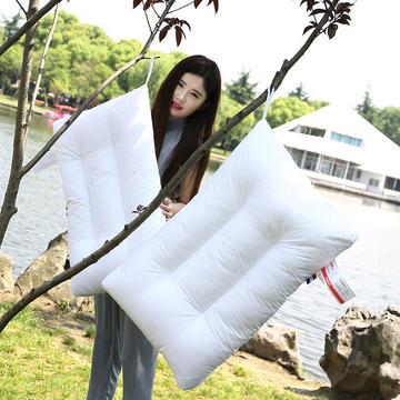 全棉可水洗枕头枕芯 单人五星级酒店枕头芯