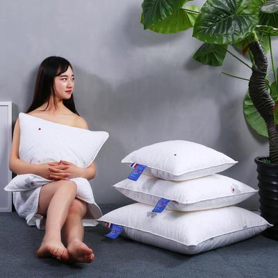 全棉印花靠垫抱枕方垫芯羽丝绒枕芯方枕头(多规格) 40*40