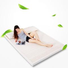 沃兰国际 泰国天然乳胶颗粒按摩床垫5cm10cm单双人送内外套 1.2m(4英尺)床 7.5CM厚度