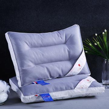 全棉透气荞麦枕头全荞麦壳枕芯护颈枕两用单人硬枕芯