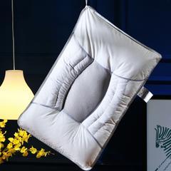 沃兰国际 独家全棉决明子网面透气护颈保健枕芯助眠枕头(新款) 全棉决明子加高保健枕(新款)