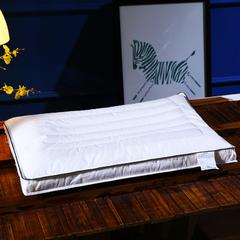 沃兰国际 原创全棉荞麦两用保健枕芯安睡护颈枕头多功能低枕 新款全棉荞麦两用枕
